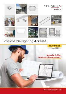 SWENGERs - Arcluce Commercial Lighting